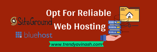 How to start a Blog In India-Reliable Web Hosting