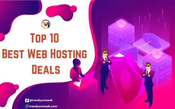 Top 10 Best Web hosting deals
